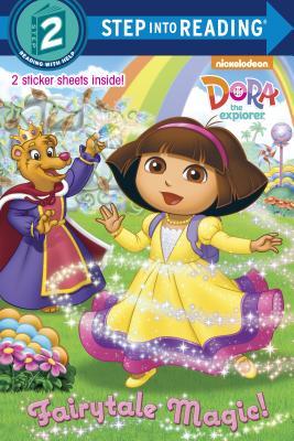 Fairytale Magic Step into Reading Book By Depken, Kristen L./ Random House (COR)/ Miller, Victoria (ILT)